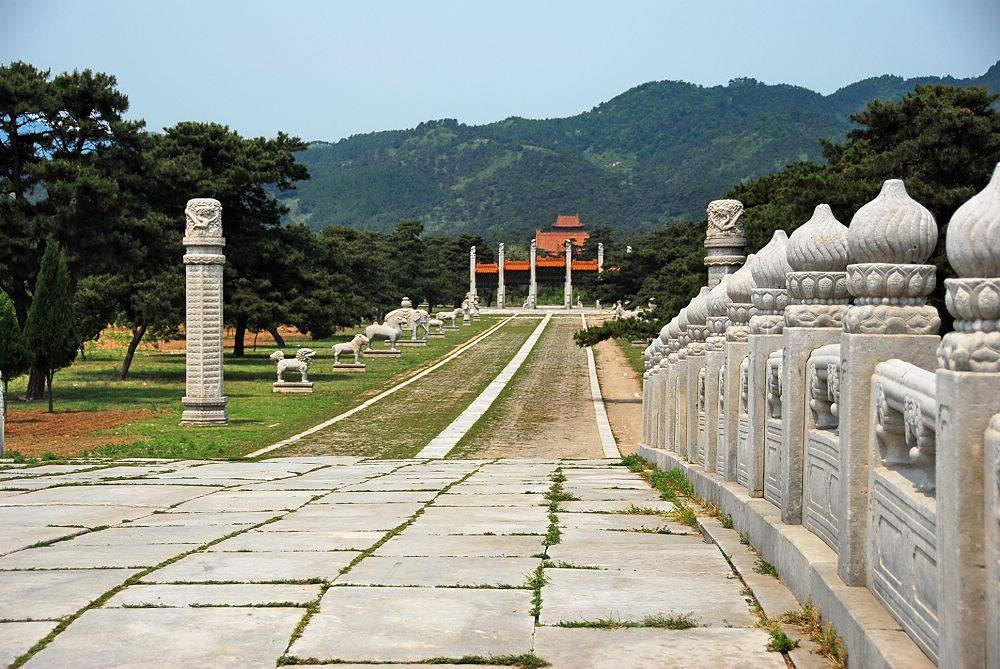清東陵の画像 p1_39
